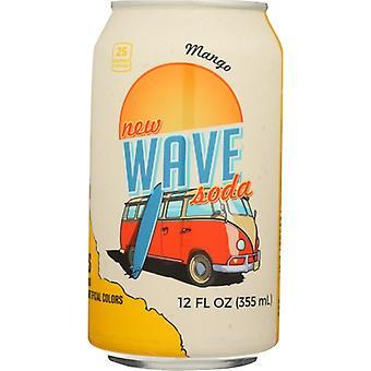 Wave Soda Soda Mango, Przypadek 12 X 12 Oz