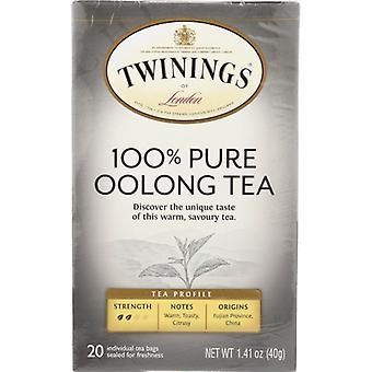 Twining Tea Tea China Oolong, Case of 6 X 20 Bags