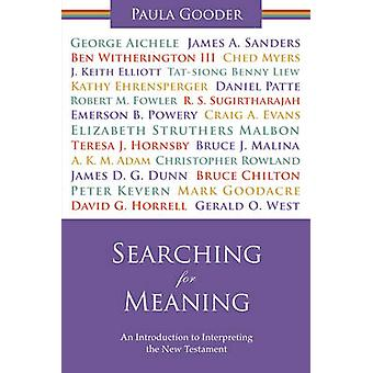 Searching for Meaning by Gooder & Paula