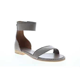 Frye Adult Womens Carson Ankle Zip Strap Sandals
