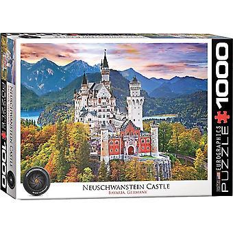 Eurographics Neuschwanstein Puzzle (1000 Pièces)