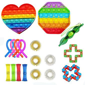 Lohill Kids Perfect Way To Relieve Stress Toys Set Christmas Gift