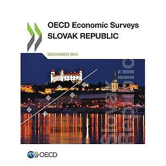 OCDE inquéritos económicos República Eslovaca 2014 pela OCDE