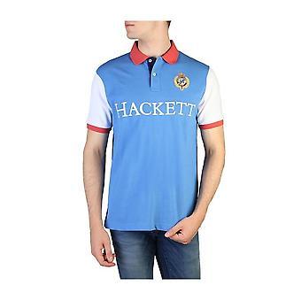 Hackett - Ropa - Polo - HM562695-5GD - Hombre - cornflowerblue,red - M