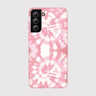 Eco friendly samsung galaxy s21 + case pink