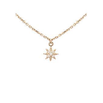 Aurora Collar Rosegold