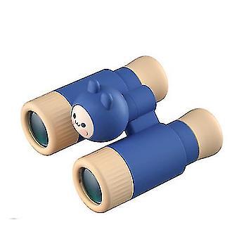 Lapset Kiikarit Telescope£? Yhden ja kahden putken irrotettava hd-tarkennus (sininen)