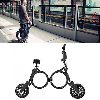 Folding Vehicle Super Lightweight Mini Portable Two Wheeled Electric Scooter