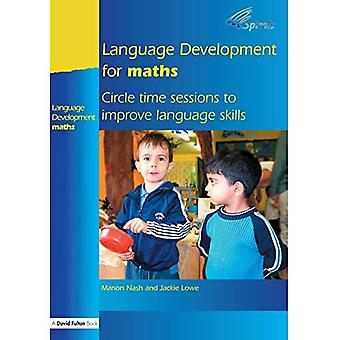 Language Development for Maths: Circle Time Sessions to Improve Language Skills (Spirals)