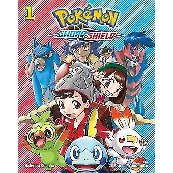 Pokemon: Sword & Shield Vol. 1