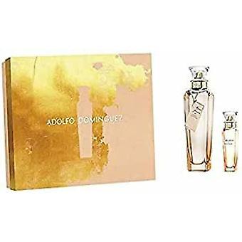 Set perfume mujer Agua Fresca Rosas Blancas Adolfo Domínguez (2 uds)