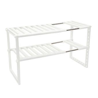Holder Kitchen Shelf Organiser Floor Type Adjustable Extendable  Holders & Racks