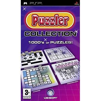 Układanka kolekcji Sony PSP gry