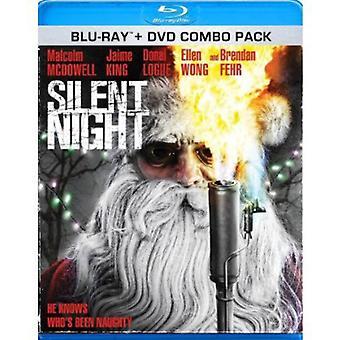 Silent Night (2012) [BLU-RAY] USA import