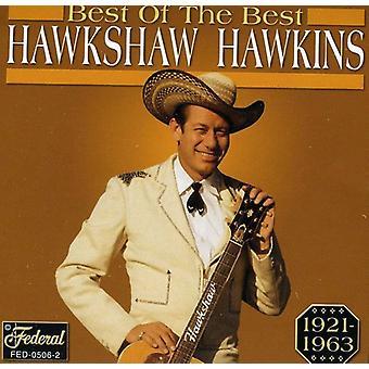 Hawkshaw Hawkins - Best of the Best [CD] USA import