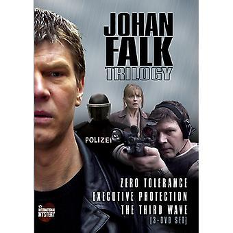 Johan Falk Trilogy [DVD] USA import