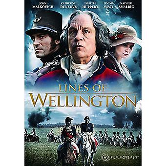 Lines of Wellington [DVD] USA import