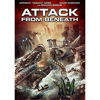 Attack From Beneath [DVD] USA import