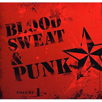 Blod svett & Punk - Vol. 1-blod svett & Punk [CD] USA import