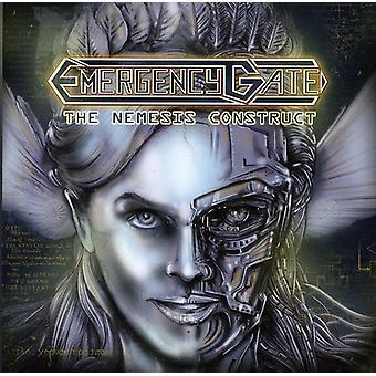 Emergency Gate - Nemesis Construct [CD] USA import