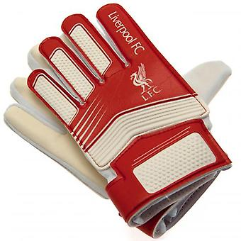 Liverpool Goalkeeper Gloves Kids