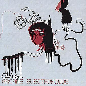 Elmapi - 難解な電子 [CD] アメリカ インポートします。