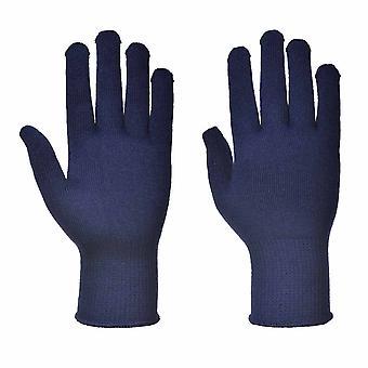 Portwest - 3 пары пакет термолайт тепловой лайнера рука защиты перчатка