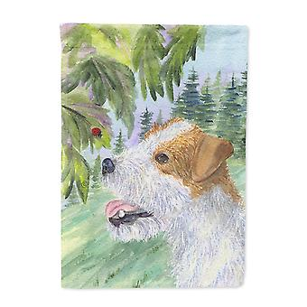 Carolines Treasures  SS8211-FLAG-PARENT Jack Russell Terrier Flag