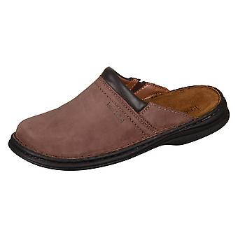 Josef Seibel Max 10663 11 340 Brasil Fettnubuk 1066311340 sapatos universais de verão masculino