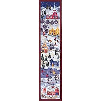 Winter Wonderland Needlepoint Kit