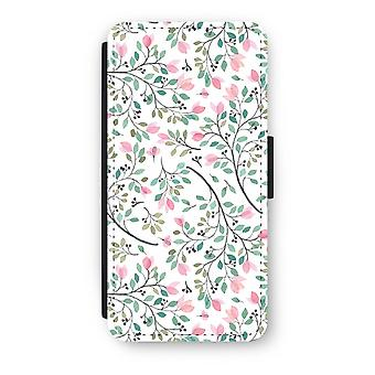 iPhone 7 Flip Case - Dainty flowers
