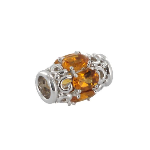 Shipton and Co Ladies Shipton And Co Silver And Citrine  DQA241CI