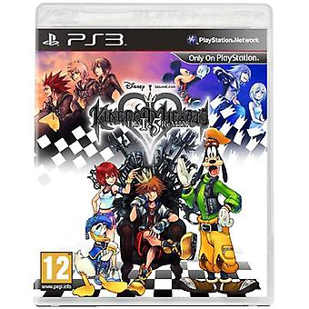 Kingdom Hearts 1,5 Standard Edition (PS3)-fabriken förseglad
