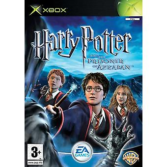 Harry Potter and the Prisoner of Azkaban (Xbox) - Als nieuw