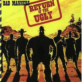 Bad Manners - Return of the Ugly [CD] USA import