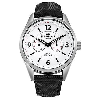 Ben Sherman mens watch of BIG CARNABY UTILITY WB069WB