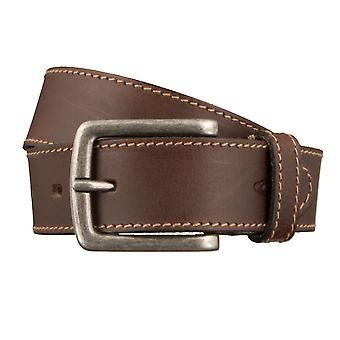 Camel active belts men's belts leather belt dark brown 2827