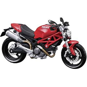 Maisto Ducati Monster 696 1:12 moto modelo