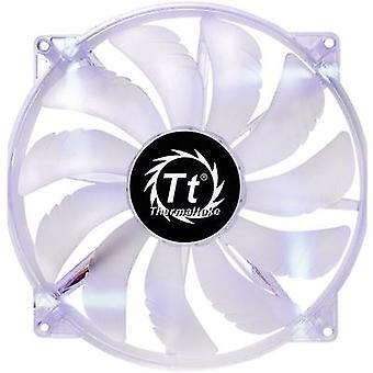 Thermaltake ren 20 LED blå PC fan Clear (W x H x D) 200 x 200 x 30 mm