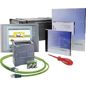 Siemens S7-1200+KTP700 BASIC 6AV6651-7DA01-3AA4 PLC starter kit 115 V AC, 230 V AC