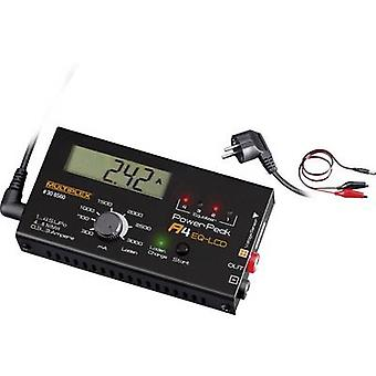 Power Peak A4 EQ-LCD Scale model battery charger 12 V 3 A NiCd, NiMH, LiPolymer, LiFePO