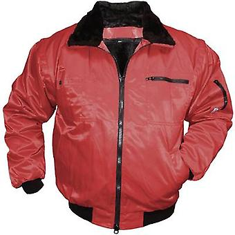 L + D Griffy 4203 4-in-1 multi-funzione pilota giacca taglia: S rosso