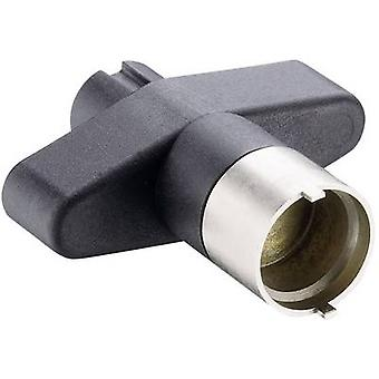 Lumberg 0380 Installationsnyckelverktyg Svart 1 st