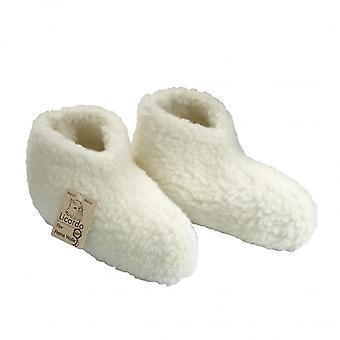 Lit chaussures laine écru 36/37