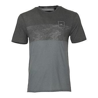 ONeill yardage kortärmad T-shirt i svart aop