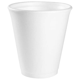 Dart Insulated Hot Disposable EPS Foam Cups 7oz