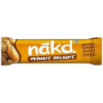 Nakd Gluten Free & Dairy Free Peanut Delight Bars