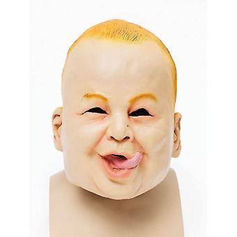 Baby Boy Mask.