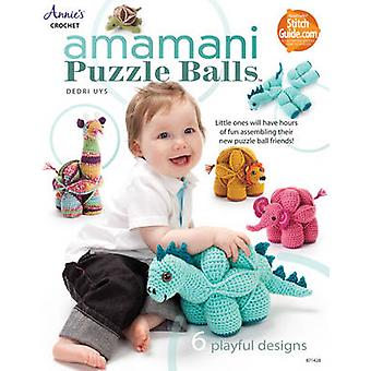 Amamani Puzzle Balls by Dedri Uys - 9781573675697 Book