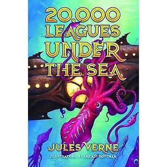 20 - 000 Meilen unter dem Meer von Verne - 9781631581748 Buch